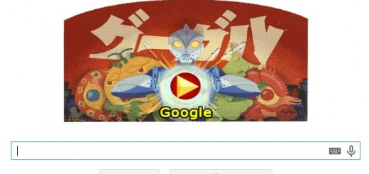 logo google hom nay Eiji_Tsuburaya