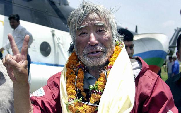 Ngày 23/5, ông Yuichiro Miura, 80 tuổi, công dân Nhật Bản, đã trở thành người cao tuổi nhất thế giới chinh phục đỉnh Everest.