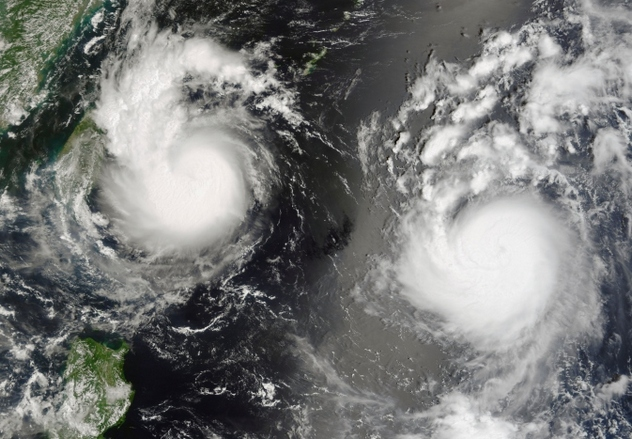 4, Các cơn bão có những quy luật  chặt chẽ