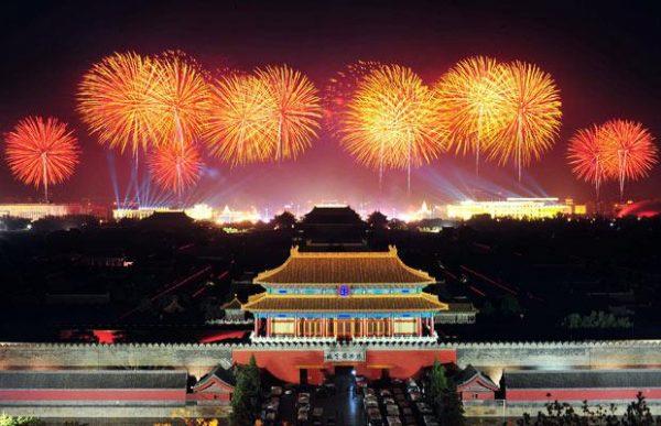 Pháo hoa có nguồn gốc từ Trung Quốc