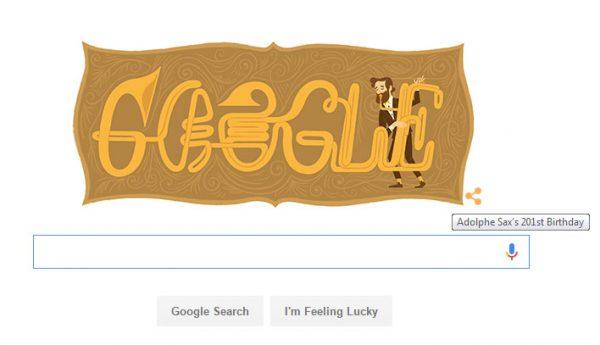 Logo Google hôm nay
