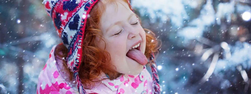 Ăn tuyết có an toàn không?