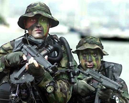 Đặc nhiệm SEAL từng tiêu diệt Bin Laden. (Ảnh: Wikimedia)