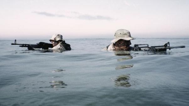 Chỉ có những quân nhân Mỹ giỏi nhất mới có thể trở thành đặc nhiệm SEAL. (Ảnh: Semperfimac)