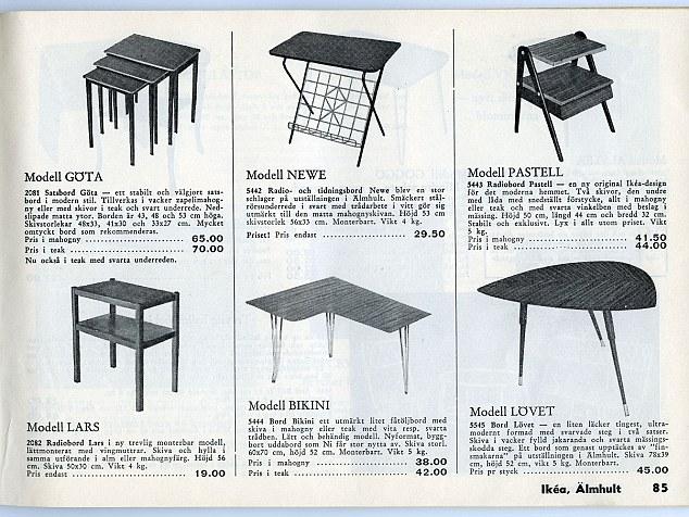 IKEA từng đi bán diêm và các đồ gia dụng giá rẻ.