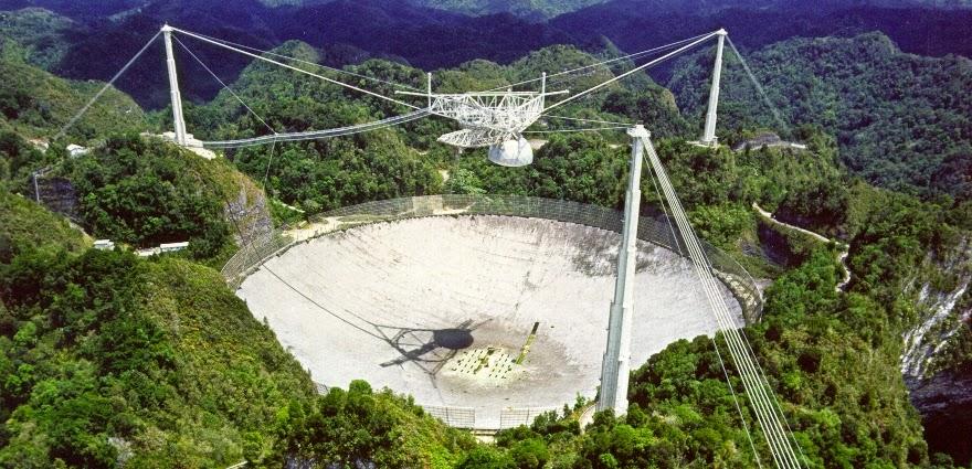 Kính thiên văn Arecibo