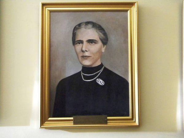 Eliza Leonida Zamfirescu, nữ kỹ sư đầu tiên trên thế giới