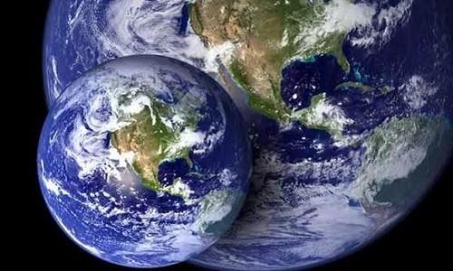 Khi Trái đất to gấp đôi thì bản thân hành tinh sẽ quay chậm hơn 32 lần