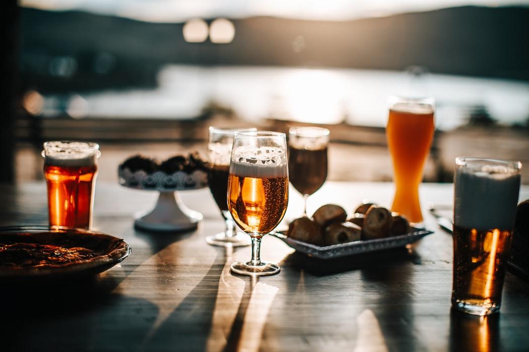 Bia tốt cho đường ruột - Ảnh: Unsplash