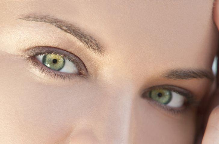Màu mắt tự nhiên hiếm nhất
