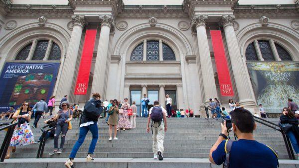 12 sự thật hấp dẫn về Bảo tàng nghệ thuật Metropolitan