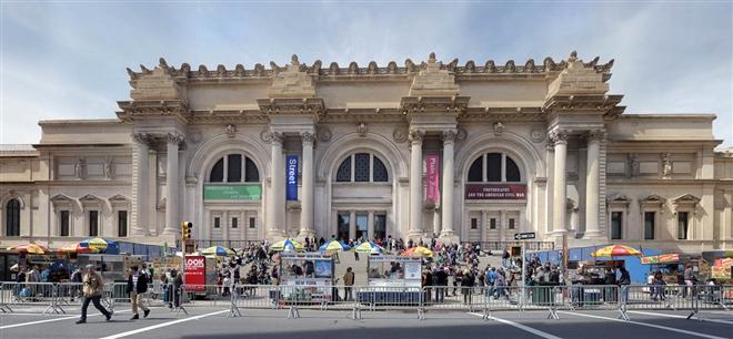Bảo tàng Nghệ thuật Metropolitan