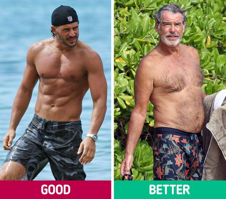 Một cuộc khảo sát trực tuyến cho thấy những người đàn ông có thân hình Dad Bod hấp dẫn hơn với phụ nữ