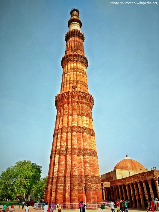 Tháp giáo đường Qutb minar