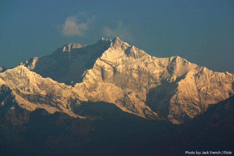Núi Kanchenjunga
