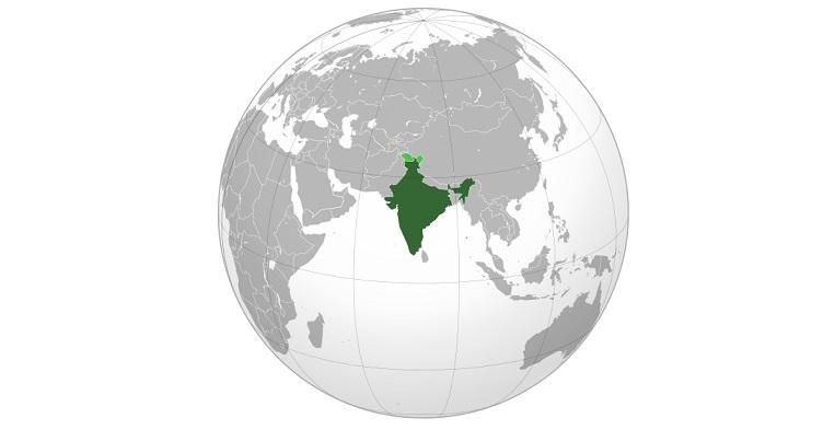 Bản đồ Ấn Độ