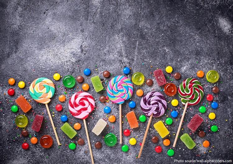 Việc phát minh ra kẹo mút hiện đại