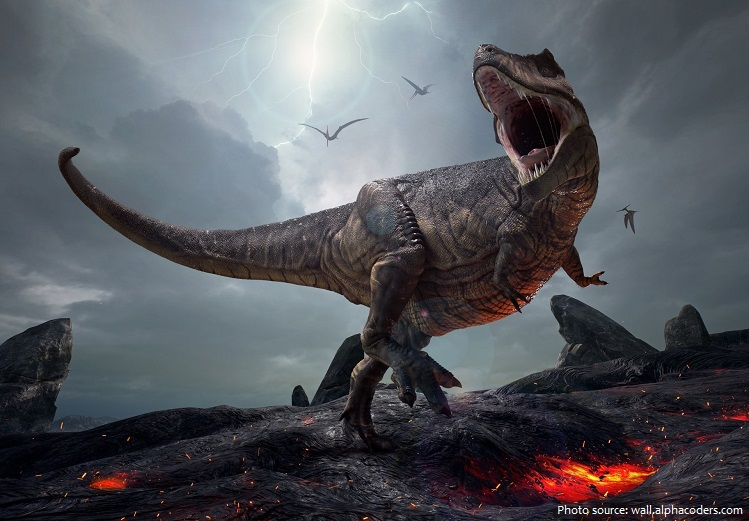 Những điều thú vị về khủng long Tyrannosaurus rex