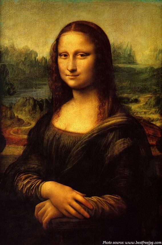Sự thật thú vị về bức tranh Mona Lisa
