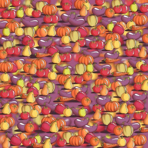 Tìm trái Cherry (Anh Đào) trong hình nhé