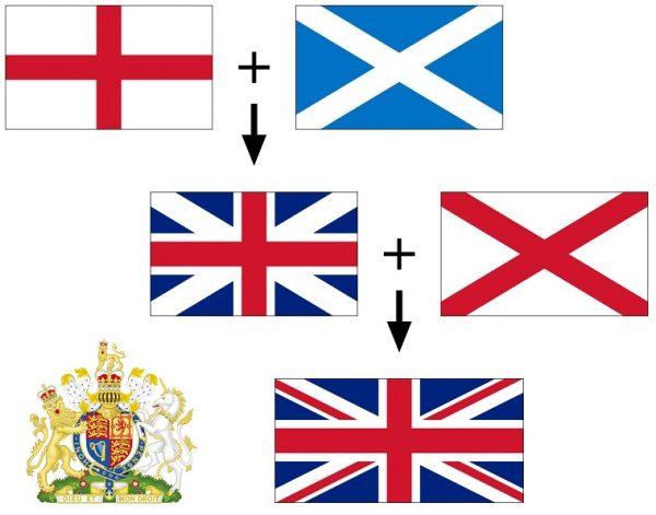 Bản đồ Vương Quốc Anh