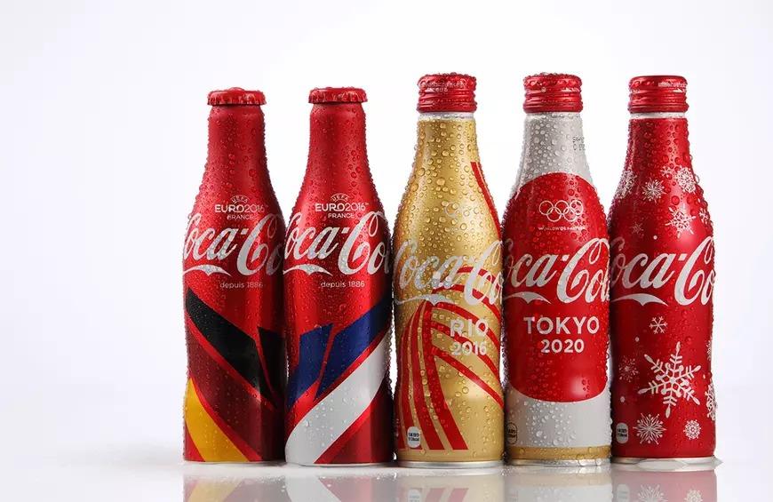 Đây là nhà tài trợ thương mại đầu tiên của Thế vận hội: