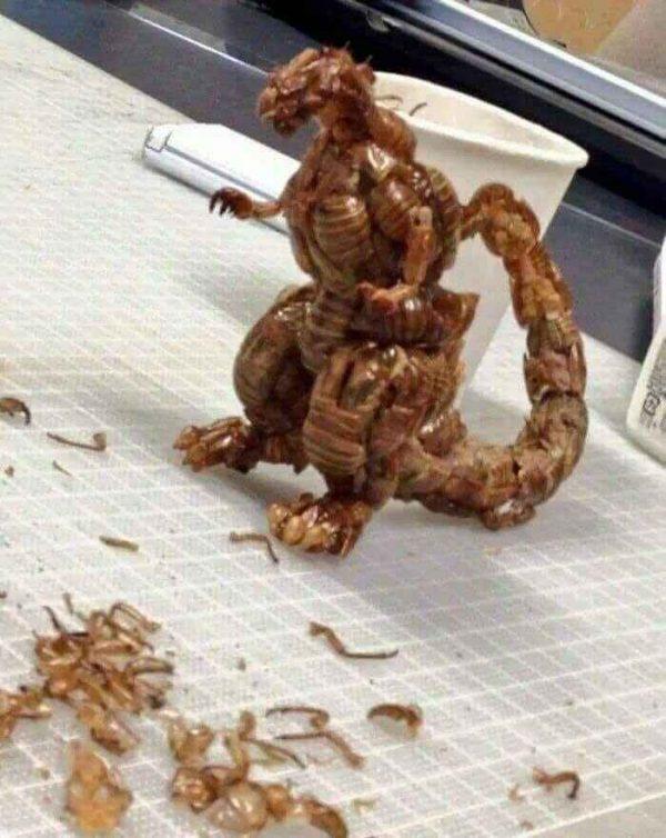 Godzilla thực hiện từ khoảng năm 2016
