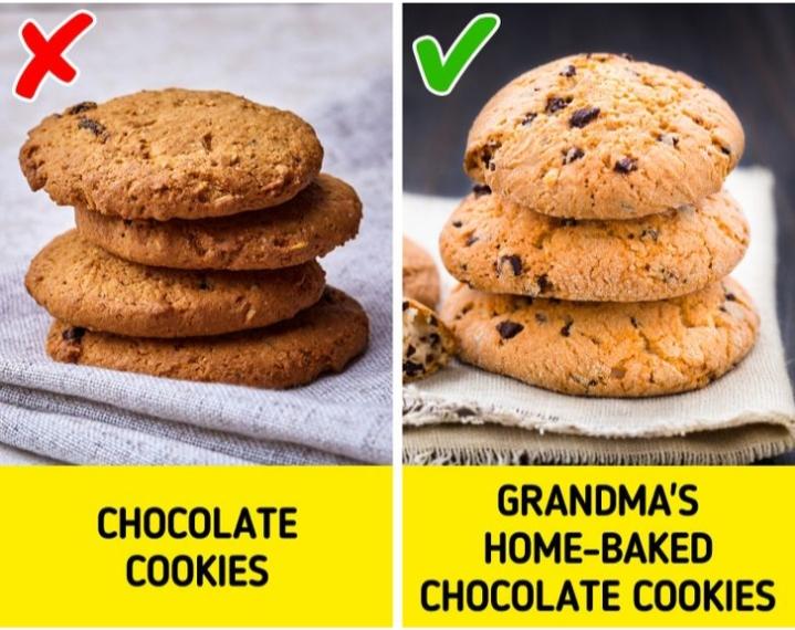 Tên một số món ăn có thể khiến bạn đói.