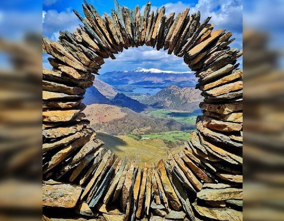 Lake District trở nên huyền bí bởi sự xuất hiện các tác phẩm nghệ thuật bằng đá tinh xảo