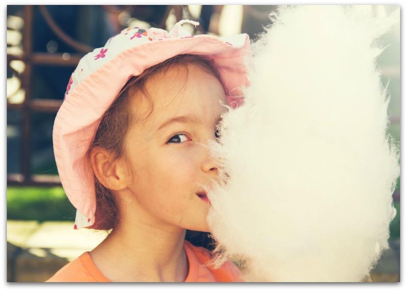 Kẹo Bông tốt cho sức khỏe hơn hầu hết các món tráng miệng