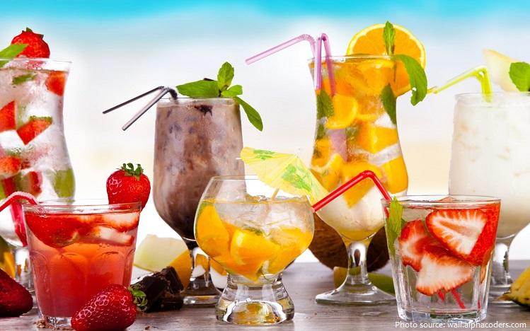 Sự thật thú vị về cocktail