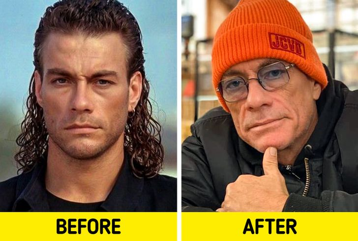 © Hard Target / Universal Pictures and co-producers, © jcvd / Instagram