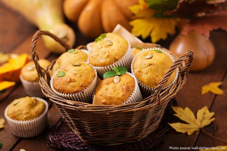 Bánh muffins