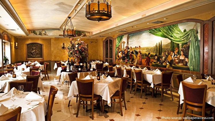 Sự thật thú vị về nhà hàng (restaurants)
