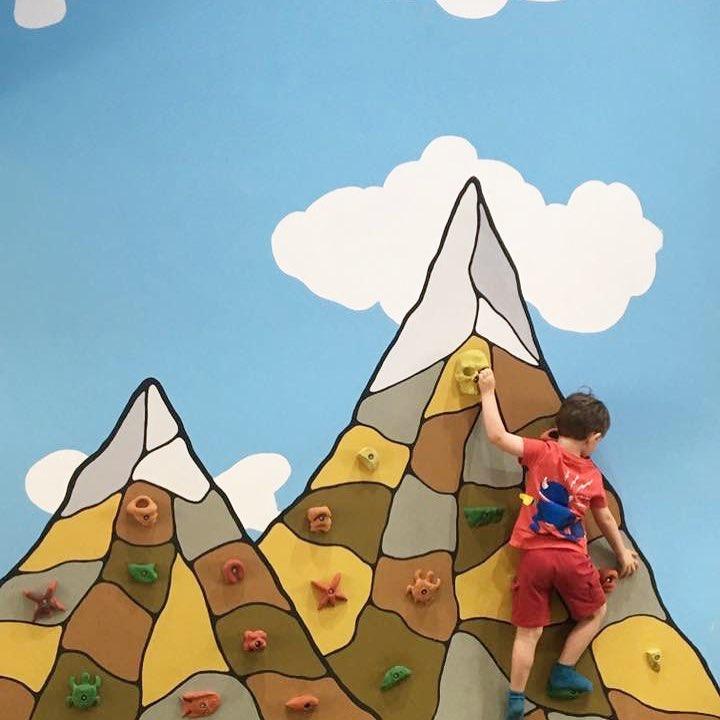 Tường leo núi