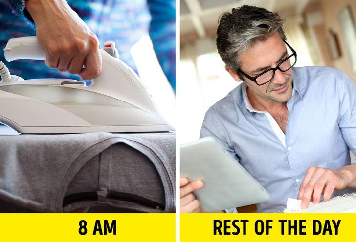 Bắt đầu một ngày với nhiệm vụ khó khăn nhất để thực hiện tốt hơn. Ảnh: © depositphotos.com