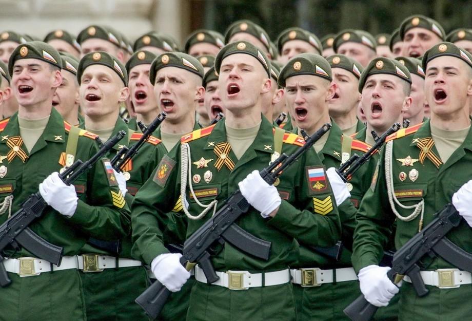 OTECHESTVO cũng là một từ được sử dụng trong quân đội hiện đại ở Nga.
