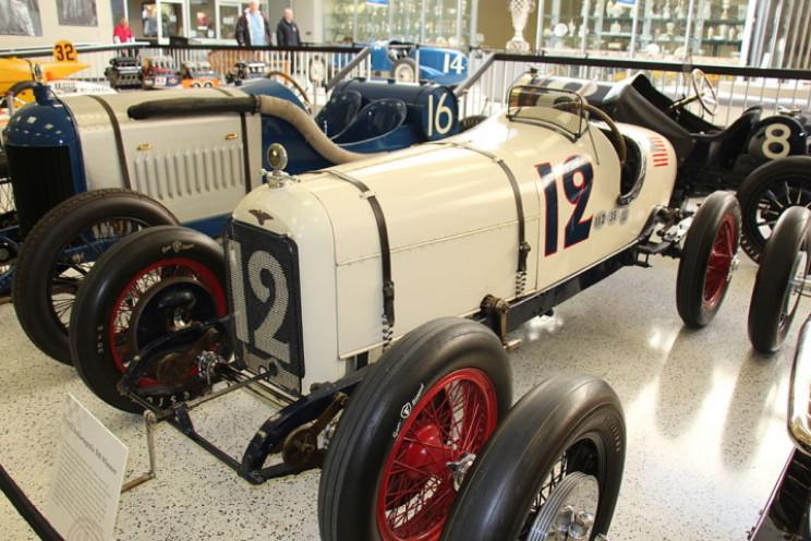 Duesenberg Indy 500 đoạt giải 1922 - Nguồn: Sicnag / Wikimedia Commons