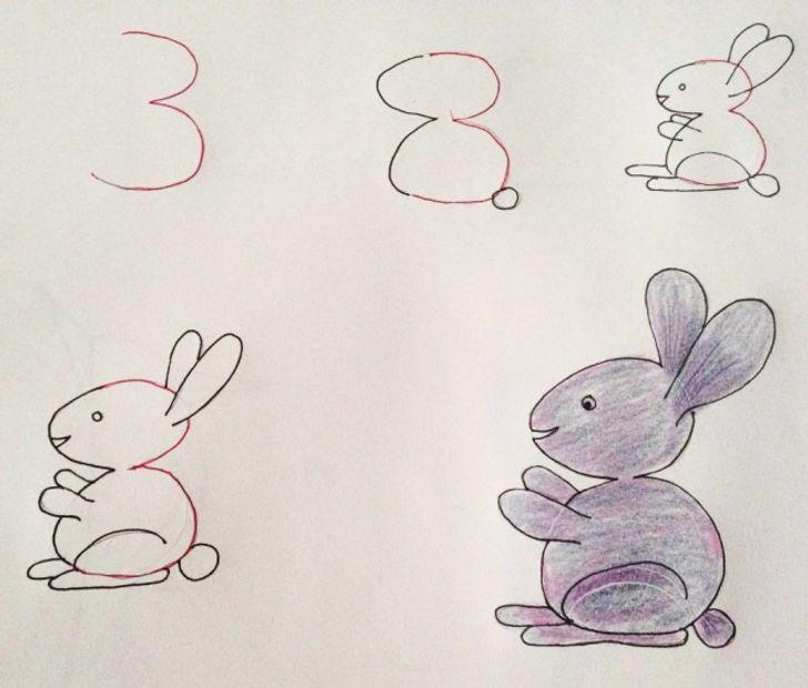 Vẽ với các con số là một cách thú vị để khơi dậy niềm yêu thích của con bạn đối với cả toán học và nghệ thuật sáng tạo.