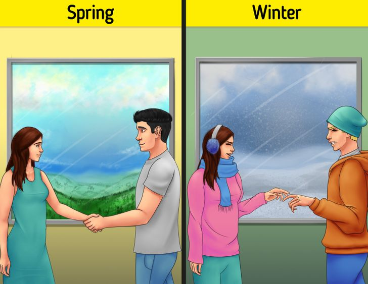 """Trong mùa đông, hoặc ở những nơi trên thế giới có khí hậu đặc biệt khô và lạnh, """"tĩnh điện"""" có thể xảy ra thường xuyên hơn."""
