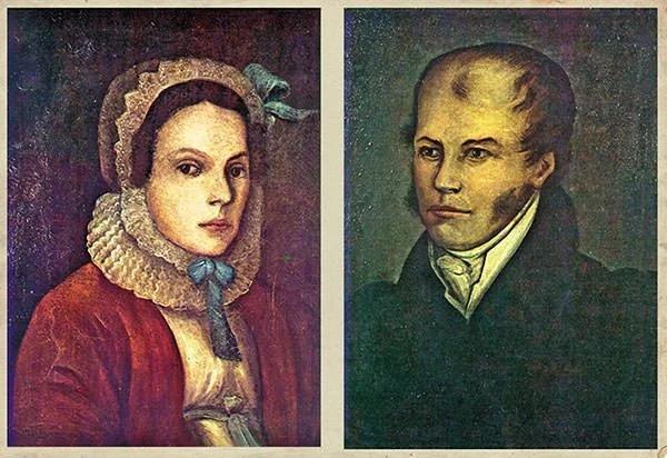 Cha mẹ của DI Mendeleev là Maria Dmitrievna Mendeleeva (1793-1850) và Ivan Pavlovich Mendeleev (1783-1847).