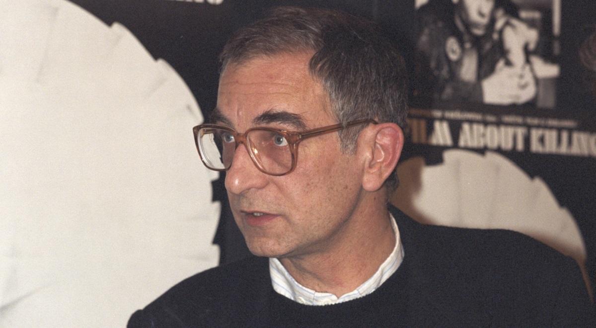 Krzysztof Kieślowski Ảnh: PAP / Tadeusz Zagoździński