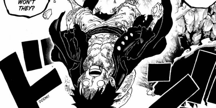 Luffy Thua Trận Thứ Hai Chống Lại Kaido