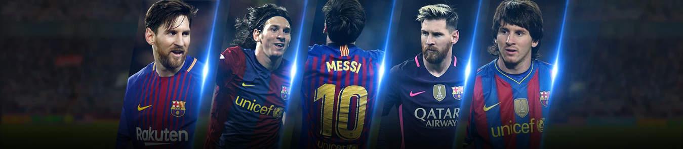 """Những điều thú vị về """"bọ chét nguyên tử"""" – Lionel Messi – Phần 2"""