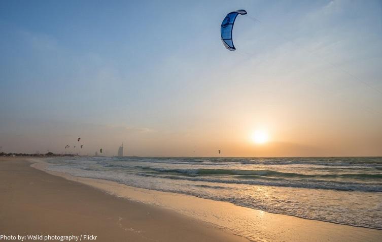 Bãi biển Dubai