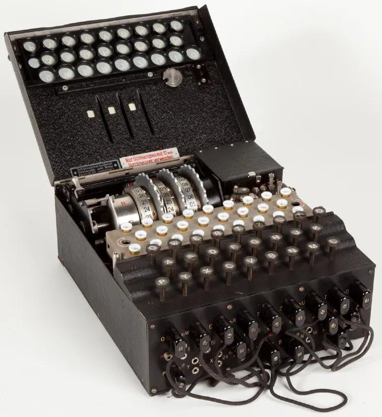 Máy Enigma,