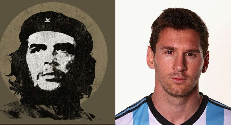 Che Guevera - Messi