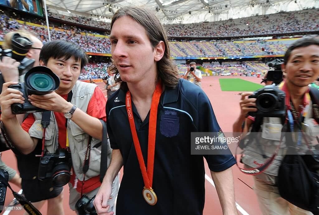 Huy chương vàng Olympic
