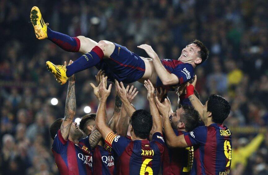 Cầu thủ hàng đầu mọi thời đại của Barcelona