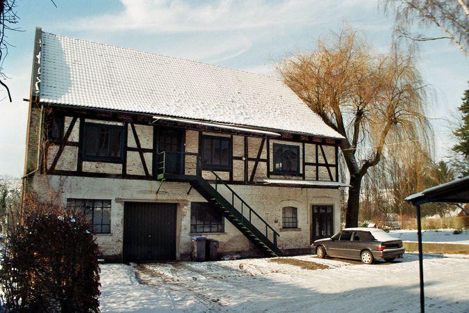 Xưởng của Zuse tại Neukirchen (ảnh chụp vào tháng 1 năm 2010)